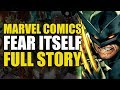 Everyone Gets Thors Hammer Fear Itself Full Story