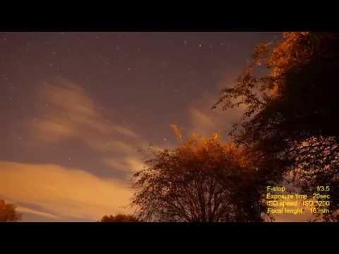 Sony NEX 5R Night shots