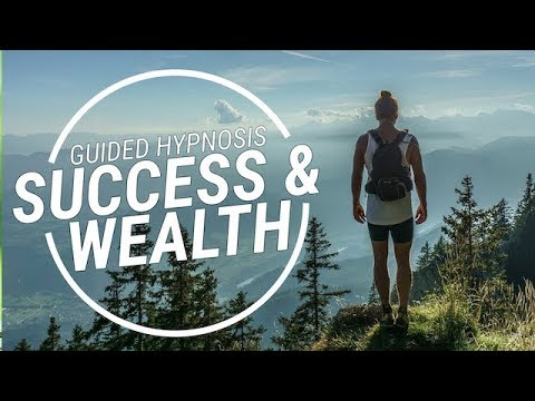 Hypnosis for Success and Wealth
