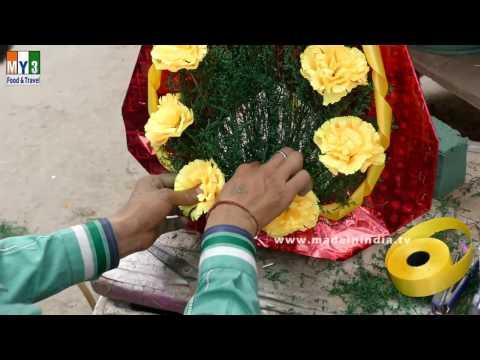Making of Artificial Flower Bokeh