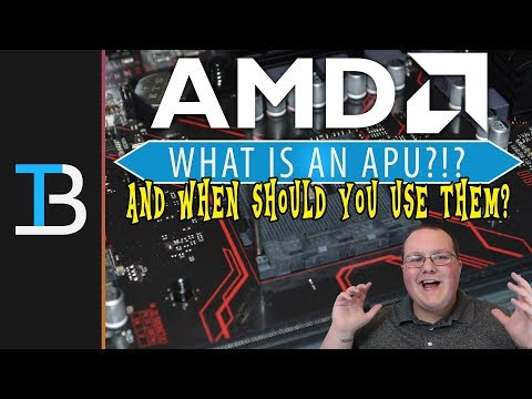 What Is An APU & When Should You Use One?!?