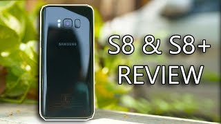 Samsung Galaxy S8 & S8+ Review - Magnificent!