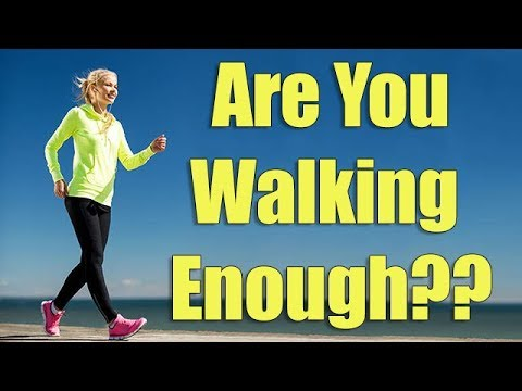 The Many Health Benefits Of Walking & Why I'm Walking More!