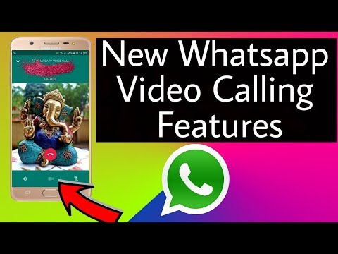 whatsapp new update    whatsapp video calling feature    switch voice call to video calls