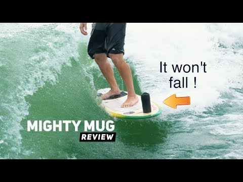 Mighty Mug that will NOT fall over!