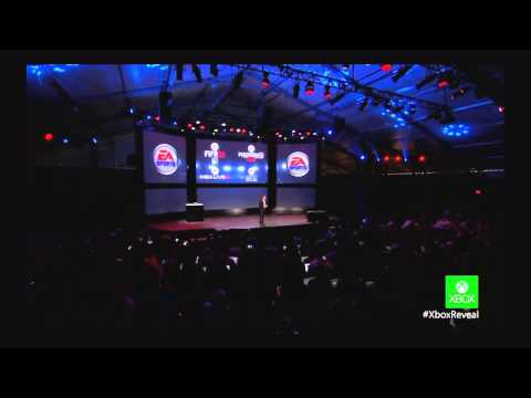 Xbox One Event 5/21/2013 Pt: 4 Andrew Wilson