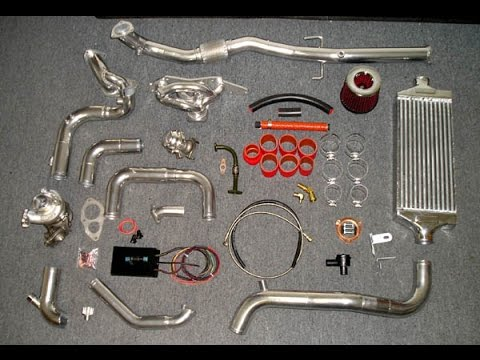 Mitsubishi Lancer OZ Turbo Kit by RRM Road Race Motorsports