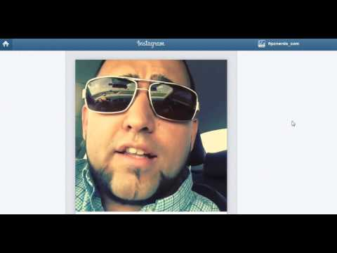 How to download Instagram Videos to your PC