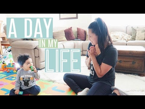 A DAY IN THE LIFE OF A SINGLE YOUNG MOM
