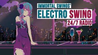 24/7 Electro Swing Radio - Enjoy the best Swings in 2021 🎧 | Enjoy it~ 🥂 🥳