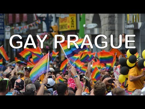 GAY PRAGUE TRAVEL GUIDE 2018
