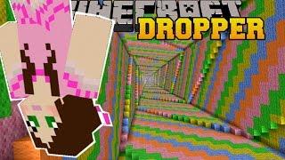 Minecraft: - ULTIMATE DROPPER!!! - THE DROPPER - Custom Map [1]