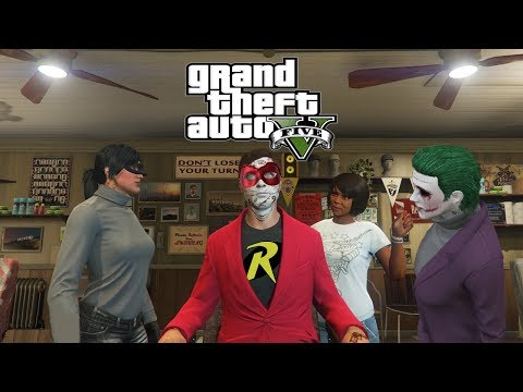 Badman and Reuben - GTA 5 Funny Moments