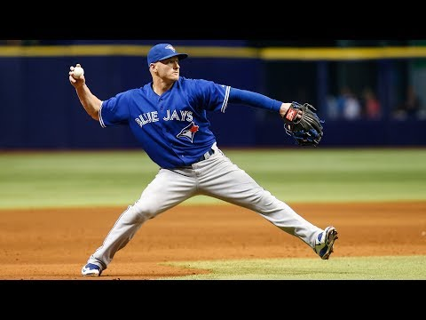MLB Best Infield Arms