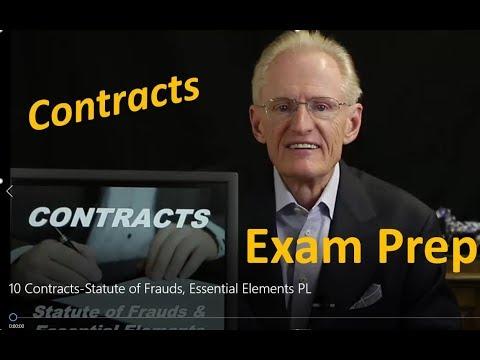 10 Contracts: Arizona Real Estate License Exam Prep