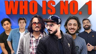 WHO IS NO. 1 Youtuber of India | AMIT BHADANA AND BB KI VINES 10 MILLION