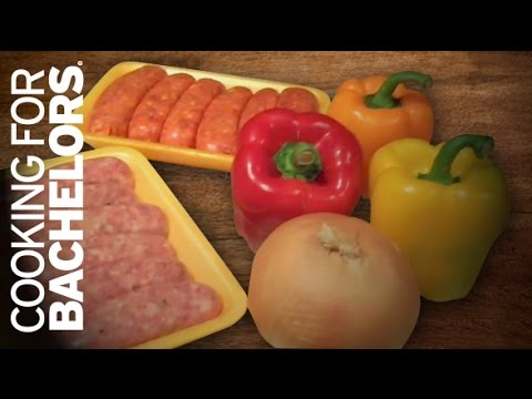 Easy Dinner Party by Cooking for Bachelors®