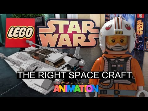 Star Wars Lego - The Right Space Craft