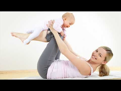 How To Maintain Good Posture After Delivery- Posture Helps To Control Post Pregnancy Back Pain