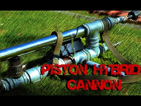 Piston Hybrid Cannon - Complete Overview