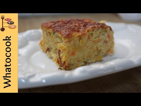 🍲 How To Make A Caribbean🌴 Corn Pie