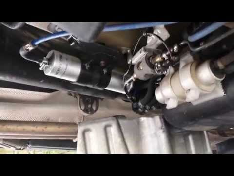 x5 3 0d (e53) fuel filter replacement