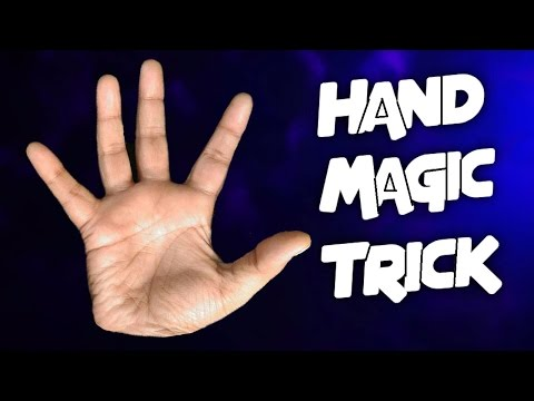 Ways to Do Easy Hand Magic Trick! REVEALED - SrijanShow