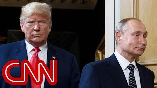 Trump told Putin not to discuss proposal, Bloomberg reports