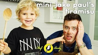 Download DISASTER with Mini Jake Paul! // Chef Andy Video