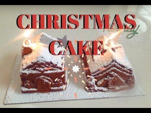 CHRISTMAS CAKE RECIPE   BY VERUSCA WALKER