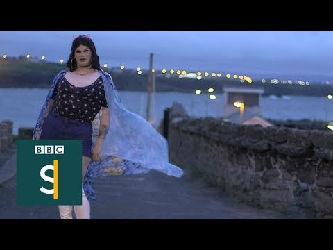 Northern Ireland: Small-town drag queen - BBC Stories
