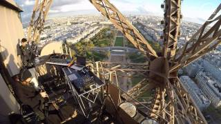 Møme - On the Top session [EIFFEL TOWER] Live 2016 @Cercle