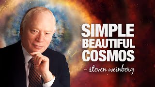 There is a Beautiful Simple Description Of Nature Underlying Everything - Steven Weinberg