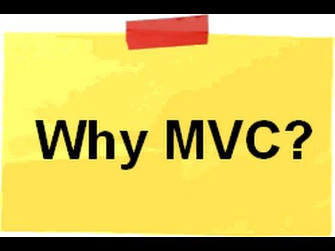 Why ASP.NET MVC and MVC vs WebForms ? ( Learn MVC  5 series)