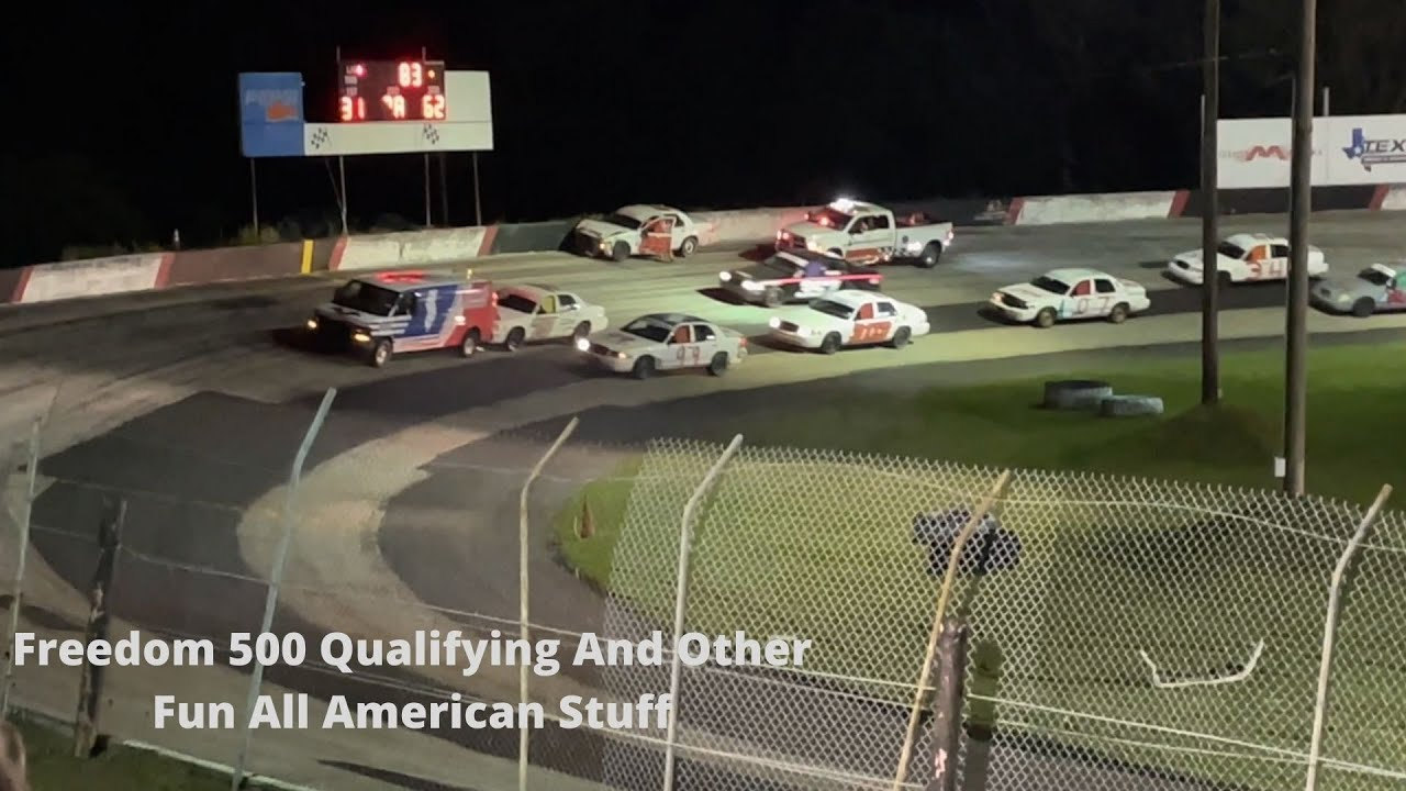 Freedom 500 April 2021, The Best One Yet (Amazing Drivers/Celebrities Here)