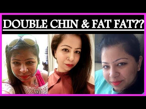 How to Get Rid of Double Chin Fast & Lose Face Fat Naturally | Fat to Fab Suman Thareja
