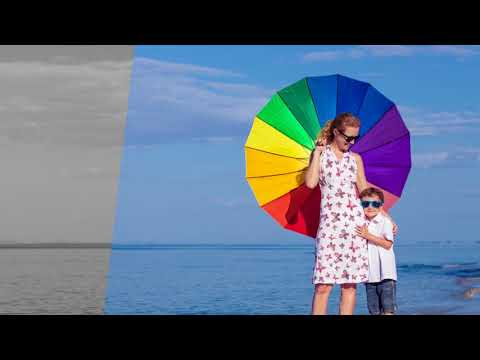 Create and Share your Memories Easily with Photoshop Elements 2018