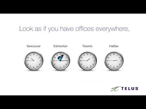 Answer the call with TELUS Business Connect™