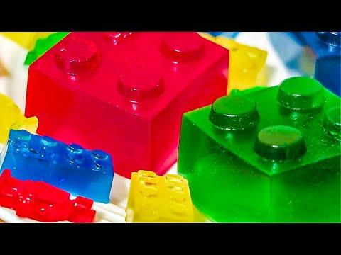 How To Make LEGO Gummies!