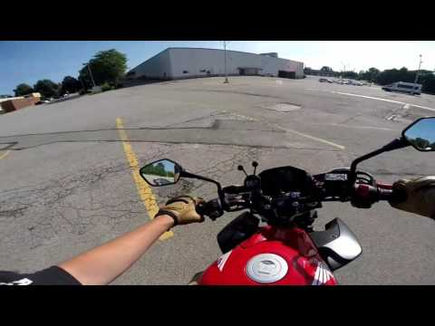 How to pass Motorcycle license test pa