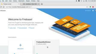 React Native + Firebase #6 Send Push Notifications ( Expo + Firebase
