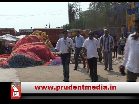 ILLEGAL STRUCTURES AT MALEM JETTY TO FACE ACTION : PALYEKAR│Prudent Media Goa