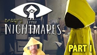 Little Nightmares | PART I | Special 2 Night Mini-Series | Indie Horror August