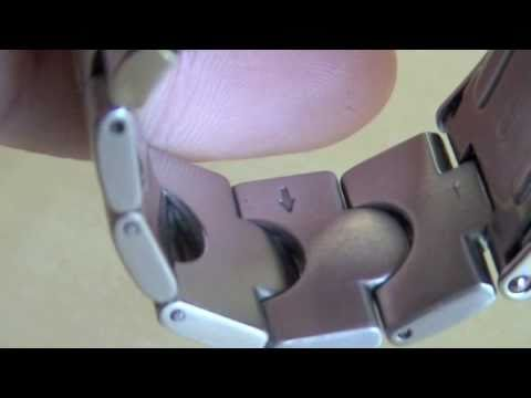 How to Resize your Watch Band