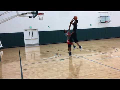 Top 8th-grade basketball player in U.S. shining during AAU