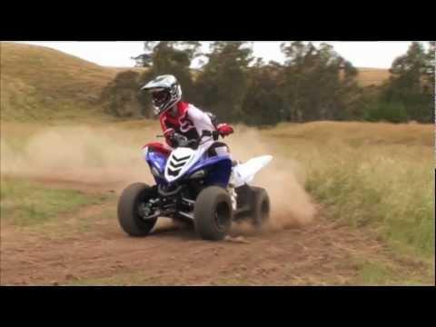 MXTV Bike Review - Yamaha Raptor 90