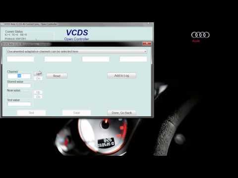 Auto Locking, Signals and Chirps VCDS - VW Audi Seat Skoda