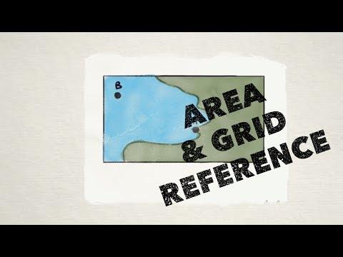 Area & Grid Reference - Geo Skills
