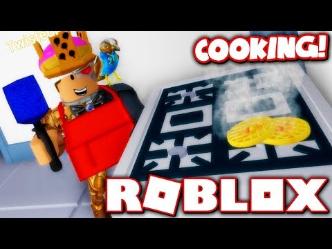 PLAYING TOFUU'S NEW GAME: COOKING SIMULATOR!! (Roblox)