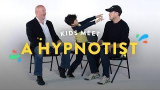 Kids Meet a Hypnotist   Kids Meet   HiHo Kids